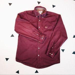Carhartt Men's Button Down Shirt